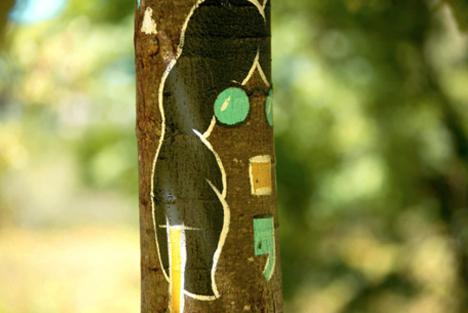 El bosque suena arboles ilustrados12