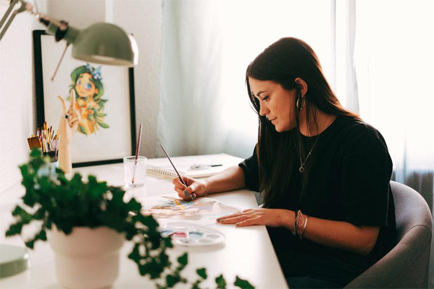 jess sanmiguel ilustradora zaragoza ilustradora españa